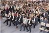 برگزاری جشن روز جهانی کارگر و تجلیل ازکارگران در مجتمع صنعتی ماموت