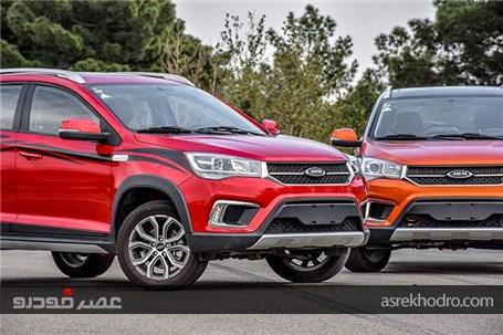 ایکس 22 محصول مورد درخواست بازار خودرو ایران