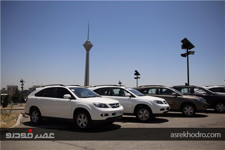 گزارش تصویری از نخستین گردهمایی بی وای دی سواران تهران