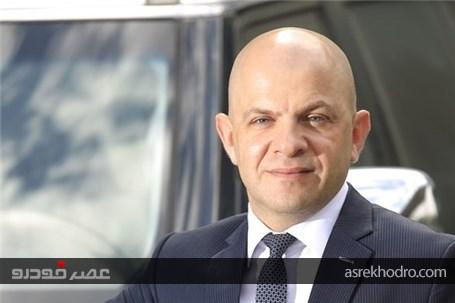 سمیر چرفان معاون بازاریابی و فروش پژو در خاورمیانه شد