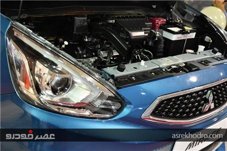 آرین موتور با دست پر به نمایشگاه خودرو البرز آمد