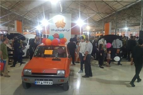 نقش پررنگ و متفاوت سایپا در نمایشگاه خودرو البرز