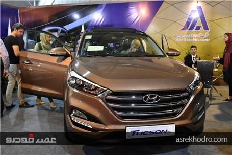 گزارش تصویری از حضور آسان موتور در نمایشگاه خودرو البرز