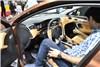 گزارش تصویری از حضور آرین موتور در نمایشگاه خودرو شیراز