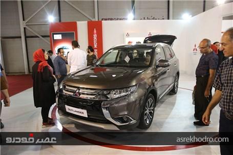 گزارش تصویری از حضور آرین موتور در نمایشگاه خودرو مشهد