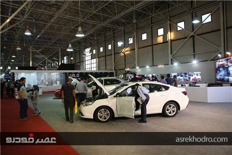 گزارش تصویری از حضور مدیاموتورز در نمایشگاه خودرو مشهد