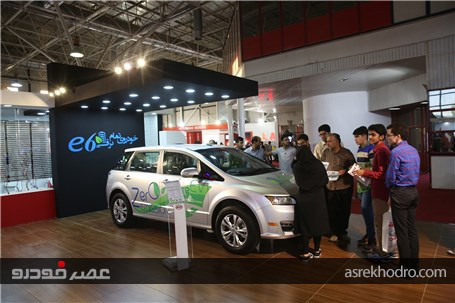 گشت و گذار تصویری در سومین روز ار نمایشگاه خودرو مشهد