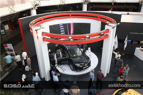 گشت و گذار تصویری در سومین روز از نمایشگاه خودرو مشهد