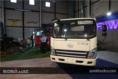 گزارش تصویری از چهارمین روز نمایشگاه خودرو مشهد