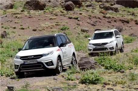ایکس33اس سومین نسل پرفروش ترین خودرو شاسی بلند تولید شده در ایران