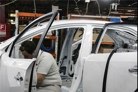 سقوط تولید خودرو در ۳ سال گذشته + جدول