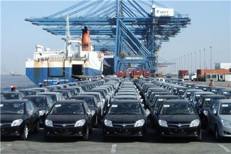 امارات همچنان مبدا اصلی واردات خودرو