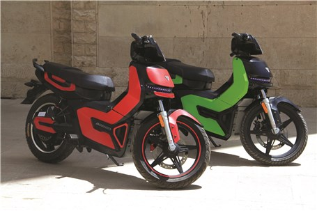 Get to know the first Iranian electric motorcycle; E-RUN for Iran