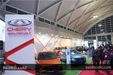 گزارش تصویری از حضور مدیران خودرو در نمایشگاه خودرو تهران