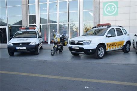 خدمت جدید نگین سرویس برای مالکین محصولات رنو ؛بازدید رایگان محصولات نگین خودرو در نمایشگاه خودرو تهران