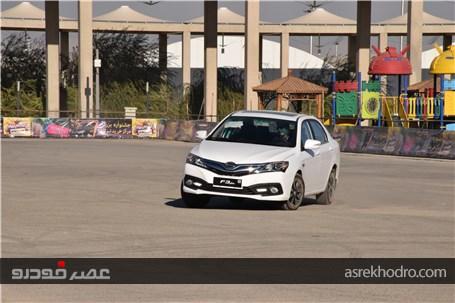 ملاقات با BYD F3 در حاشیه دومین نمایشگاه خودرو تهران؛ شهرنشین سادهپوش