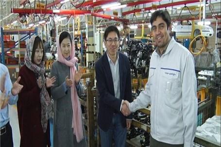 ساخت خودروی چینی - ایرانی در سمنان + عکس
