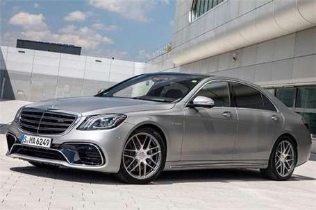 معرفی خودروهای جدید; مرسدس بنز S کلاس 2018