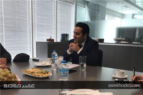 تشریح برنامه های رنو پارس در ایران