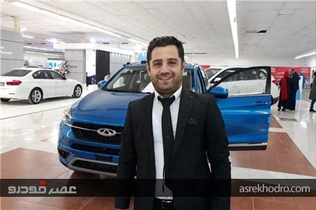 مدیر فروش نمایندگی چری ساری :نخستین نمایشگاه خودرو ساری فرا تر از انتظار برگزار می شود