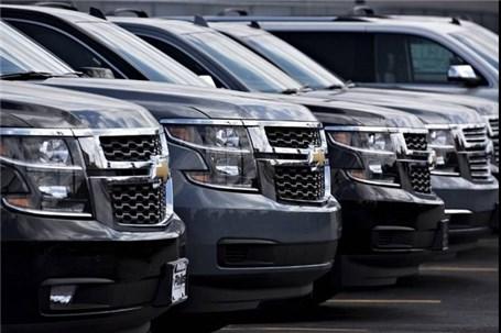 کاهش فروش خودرو در آمریکا به دلیل افزایش 4 درصدی قیمتها