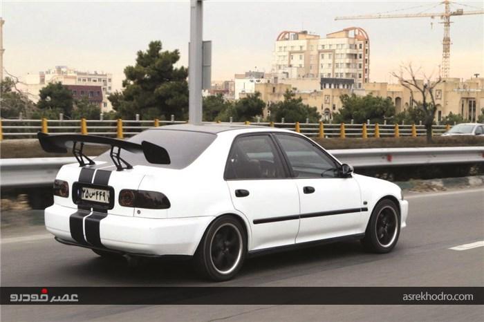 ملاقات با هوندا Civic Type R B18c؛ جنگجوی ژاپنی