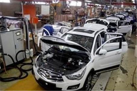 وقایع نگاری صنعت و بازار خودرو 96