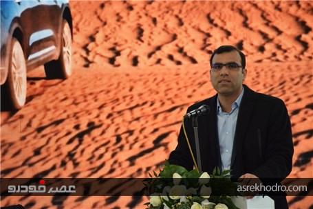تعمیرگاه مرکزی نگین خودرو در غرب تهران افتتاح شد