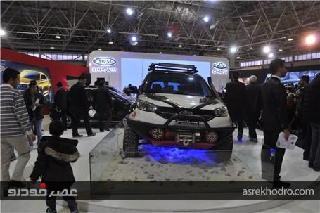 گزارش تصویری از حضور مدیران خودرو در نمایشگاه خودرو اصفهان