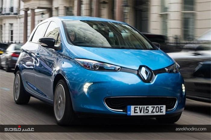 خودرو برقی بخرید و 800 یورو در سال صرفهجویی کنید!