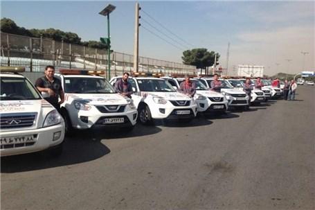 حمل رایگان خودرو ها در طرح امداد نوروزی مدیران خودرو