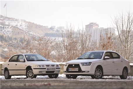 قیمت انواع محصولات ایران خودرو 4 مهر 97