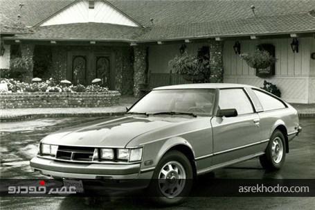 اولین نسل سلیکا سوپرا با کد A40