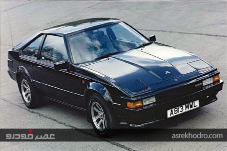 نسل دوم با کد A60 که در سال ۱۹۸۲ معرفی شد