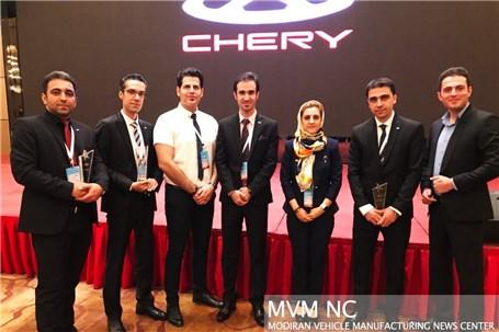 کسب مقام نخست اولین دوره مسابقات بین المللی مهارت های فروش توسط مدیران خودرو