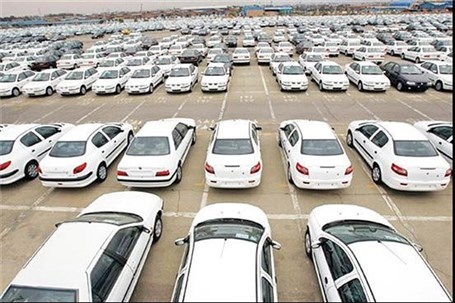 افزایش یک میلیون تومانی قیمت خودرو در بازار
