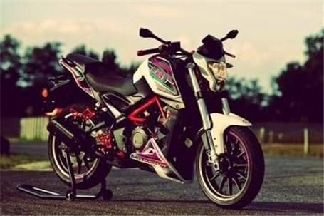با نمایش انواع موتورسیکلت؛ سبد نمایشگاه خودرو البرز کامل می شود