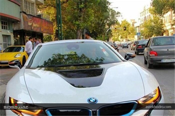معرفی 8 اتومبیل لوکس حاضر در بازار تهران