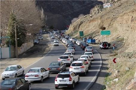 ترافیک روان و جوی آرام در همه محورهای مواصلاتی کشور