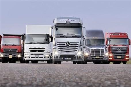 کامیونسازان خصوصی در سراشیبی تولید