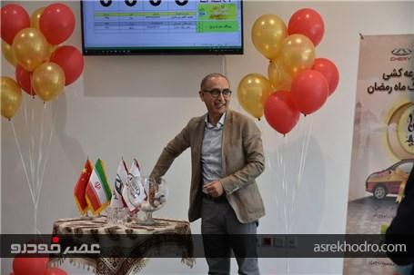 ام وی ام 110 جایزه اعتماد به مدیران خودرو