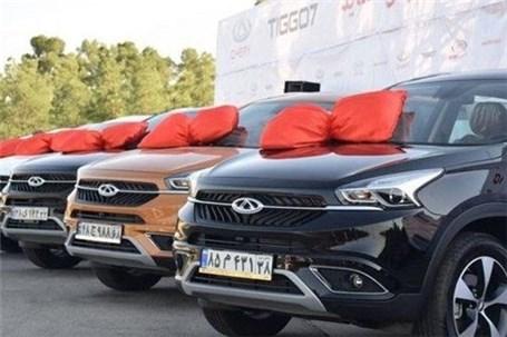 آغاز فروش خودرو چری تیگو7 به تعداد محدود