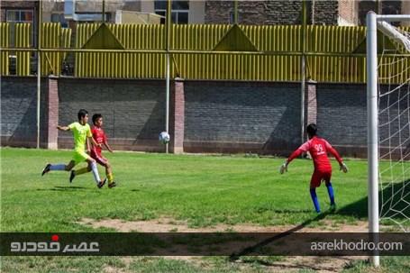 حمایت رامک خودرو از ستاره های فوتبال جمعیت امام علی