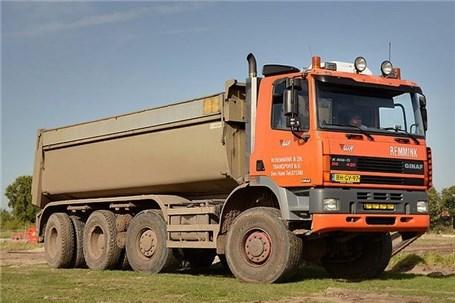 آشنایی با شرکت کامیونسازی جیناف و محصولات آن