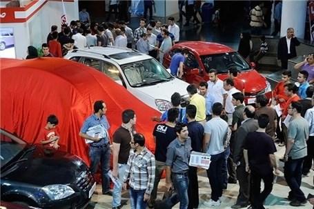 هفدهمین نمایشگاه بین المللی خودرو در شیراز گشایش یافت