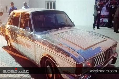 تنها پیکان آینه کاری شده دنیا در شیراز