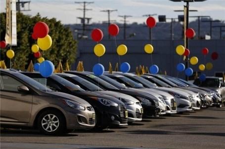 تداوم افت فروش خودرو در اروپا