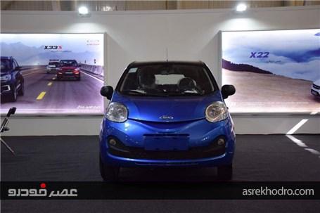 گزارش تصویری حضور مدیران خودرو در هجدهمین نمایشگاه خودرو شیراز