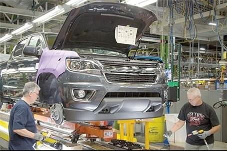 تعطیلی خودروسازان آمریکا تا ماه آوریل ادامه خواهد داشت
