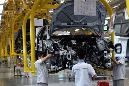 تولید انواع خودرو در فروردین از مرز 42هزار دستگاه گذشت